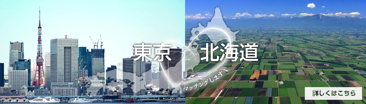 東京 北海道 マッチングします